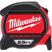 Milwaukee® 48-22-0325 25' Magnetic Tape Measure