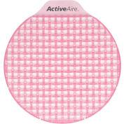 GP ActiveAire Breezy Linen Low Splash Deodorizer Urinal Screen, 12 Screens/Case - 48263