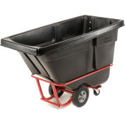 Rubbermaid® 1305 Standard Duty 1/2 Cu. Yd. Tilt Truck
