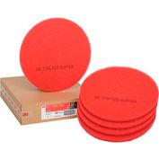3M™ Red Buffer Pad 5100, 20 in, 5/case