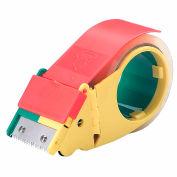 "Global Industrial™ Self Stick Tape Dispenser for 2""W Tape & 3"" Core Dia., Multi Color"