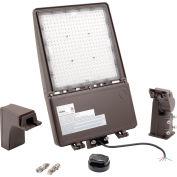 Global Industrial™ LED Area Contractor Pack 300W 36000 L 5000K Slipfitter Mount Brackets