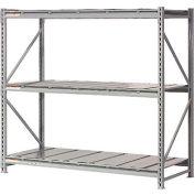 "Global Industrial™ Extra Heavy Duty Storage Rack, Steel Deck, 72""Wx48""Dx72""H Starter"
