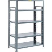 "Little Giant® 5SH-A-2460-72 Heavy-Duty Adjustable Steel Shelving, 24"" x 60"", 5 Shelves"