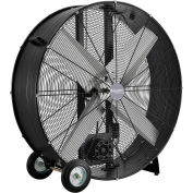 "42"" Drum Blower Fan - Portable - Belt Drive - 17600 CFM - 1 HP"