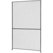 Global Industrial™ Wire Mesh Panel - 5x8