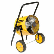 TPI Fostoria Salamander Heater Portable Electric Heat Wave™ FES-1520-3A - 15KW 208V 3 Phase