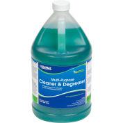 Global Industrial™ Multi-Purpose Cleaner & Degreaser - Case Of Four 1-Gallon Bottles