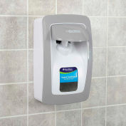 Global Industrial™ Hand Sanitizer Starter Kit W/ FREE Dispenser - White/Gray