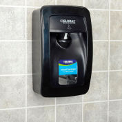 Global Industrial™ Hand Sanitizer Starter Kit W/ Automatic Dispenser - Black