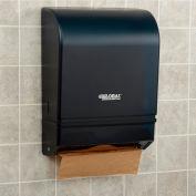 Global Industrial™ Folded Paper Towel Dispenser, Smoke Gray