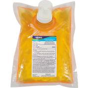Global Industrial™ Advanced Antibacterial Foam Hand Soap 1200ml Refill - 6 Refills/Case