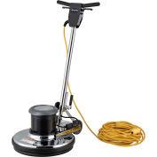 """Global Industrial™ 20"""" Floor Machine, Dual Speed"""