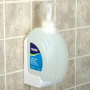 Global Industrial™ Wall Mount Bracket for Global 32 oz. Hand Soap/Sanitizer - White