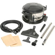 Pullman-Holt HEPA Canister Vacuum 1.5 HP 4 Gallon 390ASB