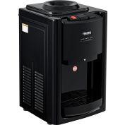 Global Industrial® Tri-Temp Countertop Water Dispenser, Black