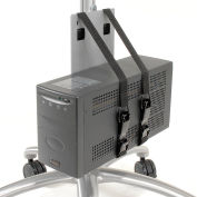 CPU / UPS / Battery Holder For Global Industrial™ Mobile Carts 242278, 607300 & 695421