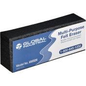 Global Industrial Dry Erase Eraser - Pack of 6