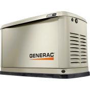 Generac 7029, 8kW/9kW, 120/240 1-Phase, Air Cooled Guardian Generator, NG/LP, Alum. Encl.