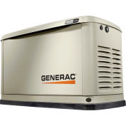Generac 7035, 16kW, 120/240 1-Phase, Air Cooled Guardian Generator, NG/LP, Aluminum Enclosure