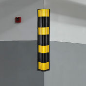 """Global Industrial™ Corner Guard - Heavy Duty, Rounded, 31""""L"""