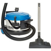 Global Industrial™ HEPA Canister Vacuum - Stainless Steel - 4 Gallon