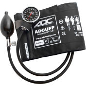 ADC® Diagnostix™ 720 Pocket Aneroid Sphygmomanometer, Adult, Black