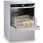 Jet-Tech 727E, Cup & Glass Washer, High Temperature With Built-In Booster, 208V