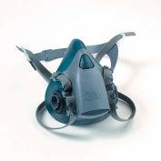 3M™ Half Facepiece Reusable Respirator 7501, Small