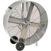 TPI CPB42B,42 Inch Portable Blower Fan Belt Drive 1/2 HP 7600 CFM