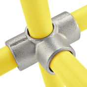 """Global Industrial™ Pipe Fitting - Side Outlet Tee 1-1/2"""" Dia."""