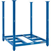 """Global Industrial™ Portable Stack Rack 60""""W X 42""""D X 36""""H"""