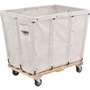Global Industrial™ KD, 16 Bushel, Canvas Basket Bulk Truck