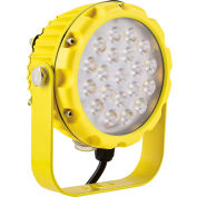 Global Industrial™ LED Dock Light Head Only, 30W, 3000 Lumens, On/Off Switch, 9' Cord w/Plug