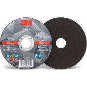 "3M™ Silver Cut-off Wheel, 6"" x 0.045"" x 7/8"" T1, Ceramic Grain, 36 Grit - Pkg Qty 50"