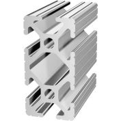 """80/20 1020-242 1"""" X 2"""" T-Slotted Profile, 242"""" Stock Bar"""