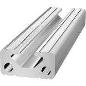 """80/20 1050-145 1"""" X 1/2"""" T-Slotted Profile, 145"""" Stock Bar"""