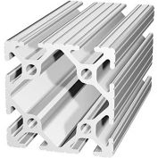 """80/20 2020-242 2"""" X 2"""" T-Slotted Profile, 242"""" Stock Bar"""