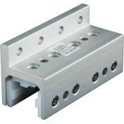 80/20 6416 Single Flange Linear Bearing, Brake Kit Ready
