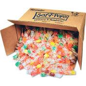 Saf-T-Pops, Assorted Flavors, Individually Wrapped, Bulk 25 Lb. Box, 1000 Lollipops