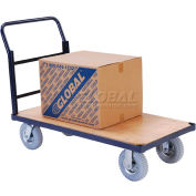Global Industrial™ Euro Truck Flat Deck 48 x 24 1200 Lb. Capacity