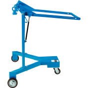 Global Industrial™ Portable Drum Lifter & Palletizer 800 Lb. Capacity