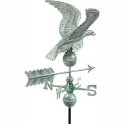 Good Directions Smithsonian Eagle Weathervane, Blue Verde Copper