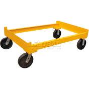 Portable Cart for 3 Drum Storage Rack DR-CART-3 2400 Lb. Capacity