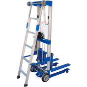 Optional Ladder A-LIFT-EHP-LAD for Hand Operated Lift Truck (Model 242027)