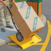 Global Industrial™ Best Value Plastic Hand Truck Curb Ramp 1000 Lb. Capacity