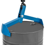 Global Industrial™ Salvage Drum Lifter for 55 Gallon Steel Drums - 1000 Lb. Capacity