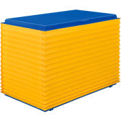 """Global Industrial™ Bellows Package For 48"""" x 36"""" Power Scissor Lift Tables"""