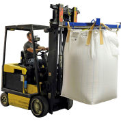Global Industrial™ Forklift & Hoist Bulk Bag Lifter, 4000 Lb. Capacity
