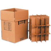 Dish Pack - Deluxe Packing Box - 5 Pack